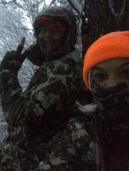 last hunt together!