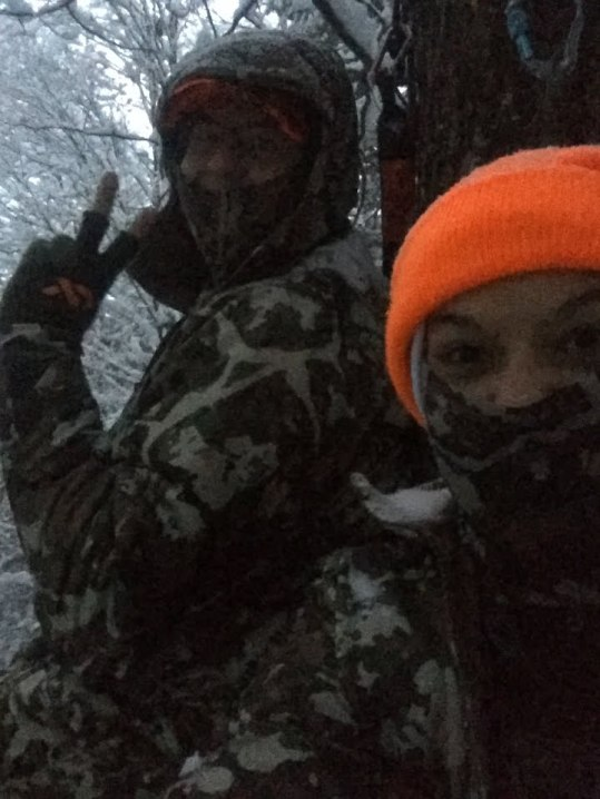 last hunt together!